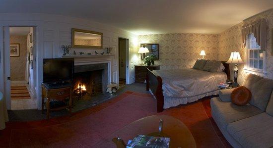 Lamb and Lion Inn: Innkeeper's Pride suite