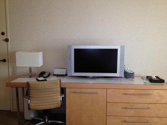Hyatt Regency Santa Clara: TV