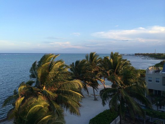 The Landings at Tres Cocos : Amazing view from top floor sundeck A3