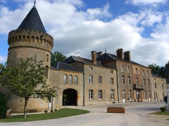 Le Domaine Chateau du Faucon : so gorgeous