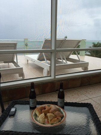 The Landings at Tres Cocos: Sundeck