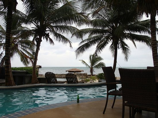 The Landings at Tres Cocos: Just one of the 3 freshwater pools