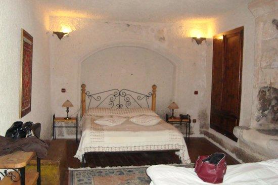 Sultan Cave Suites: suitekamer
