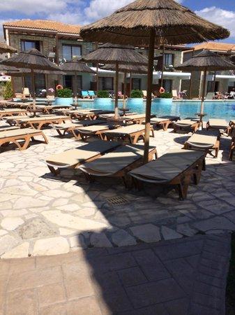 Holiday Village Rhodes: Sun area