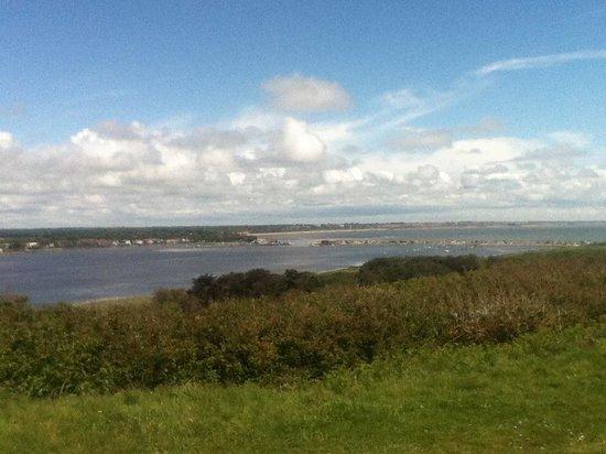 Hengistbury Head: Towards Mudeford