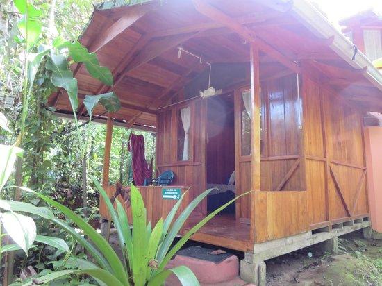 Cabanas Armonia y Jardin de Orquideas: Cabin #2