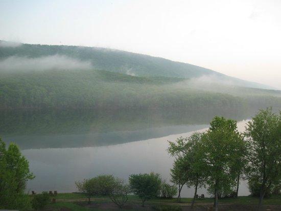 Rocky Gap State Park : Lake Habeeb
