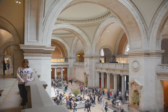 my trip to the metropolitan museum of art in new york city Mayor bill de blasio on wednesday endorsed having the metropolitan museum of art charge admission for visitors from outside new york city, a controversial idea given that the met is a taxpayer.