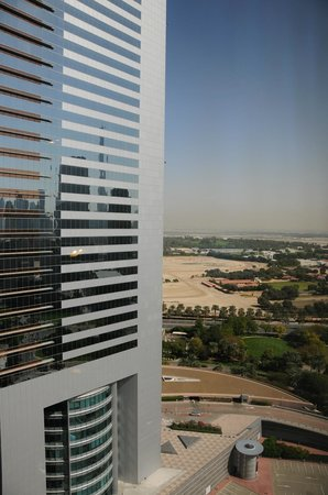 Jumeirah Emirates Towers : view from my room