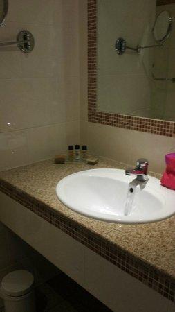 The Bonnington Dublin : Sink area