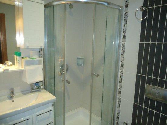 Taksim Plussuite Hotel : Bathroom