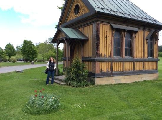 Waldsee Golf-Resort: russian chapel on the property... quaint