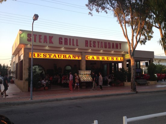 Carrusel Restaurant: Enjoy