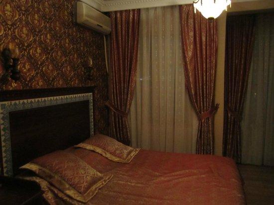Cem Sultan Hotel : Tolles Zimmer! Teurere Kategorie, immer noch günstig
