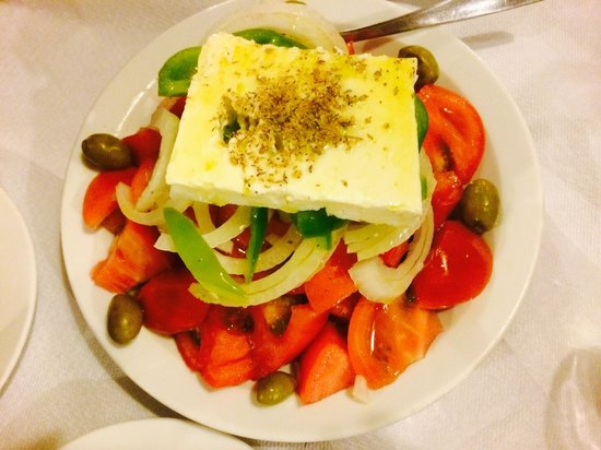 Davids: Greek Salad