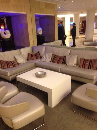 Melia White House : hotel melia white lobby