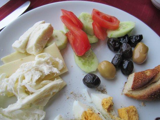 Cem Sultan Hotel : Lecker Frühstück!