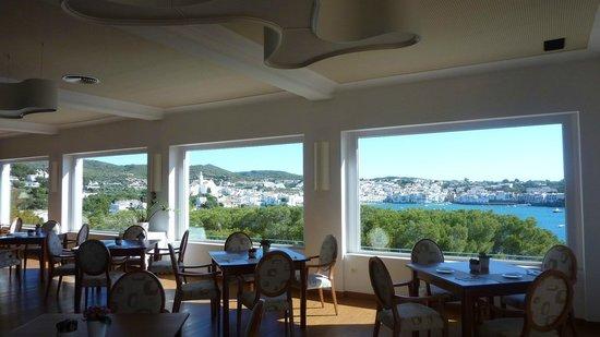 Hotel Rocamar : Vista desde el comedor