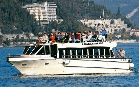 Garda Escursioni Day Boat Tours