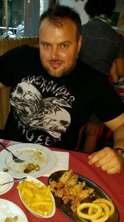 Meze Taverna Restaurant : The best fish meze in Limassol