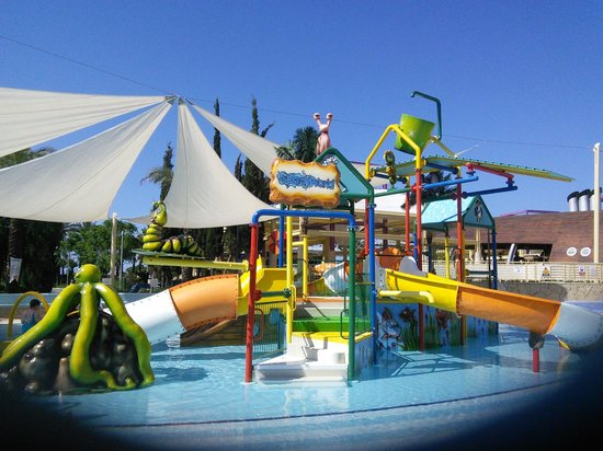 Pegasos World Hotel: Splash World (Kids)