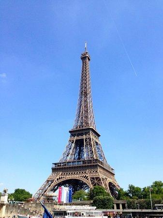 The Westin Paris - Vendôme : View from the Batobus