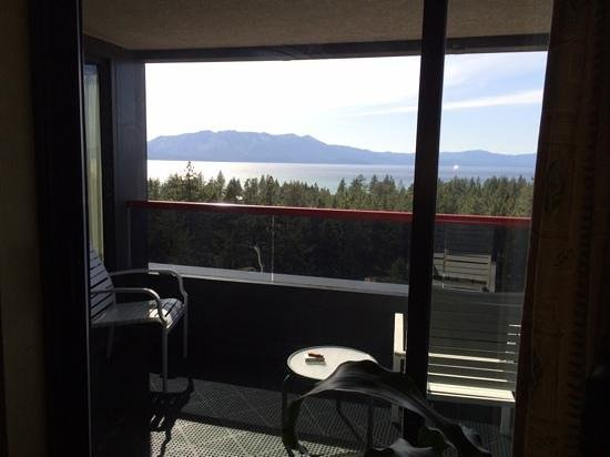 Harveys Lake Tahoe: Dated yes, but overall good hotel!