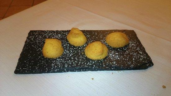 Da Francesco: Biscotti