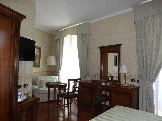 Posta Hotel Ristorante: la nostra stanza, vista lago