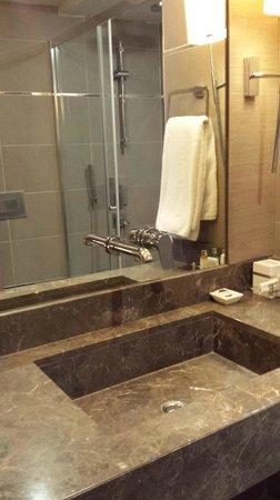 Alkoclar Istanbul Keban: Toilet