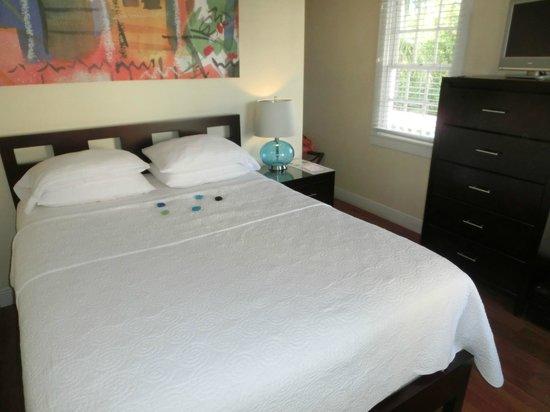 Azul Key West: ベッドルーム