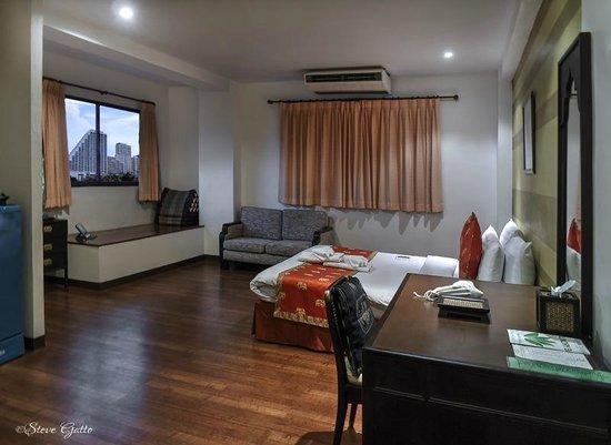 Woraburi Sukhumvit Hotel and Resort: Suite room