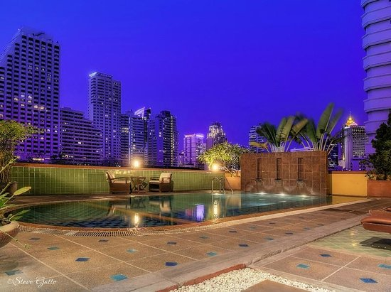 Woraburi Sukhumvit Hotel and Resort: Piscina