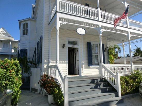 Azul Key West: ホテル入口