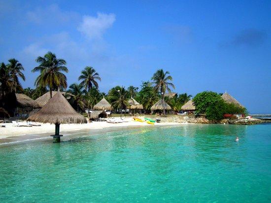 Punta Faro: The beach