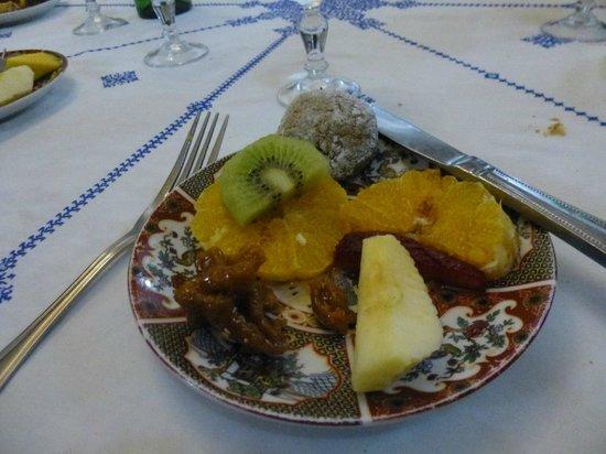 Restaurant dar hatim: Dessert (included in meal)
