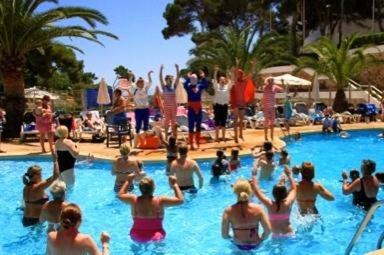 Hotel Marina Skorpios: entertainment