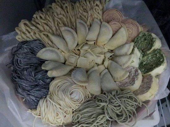 Pasta Fresca La Mattrha