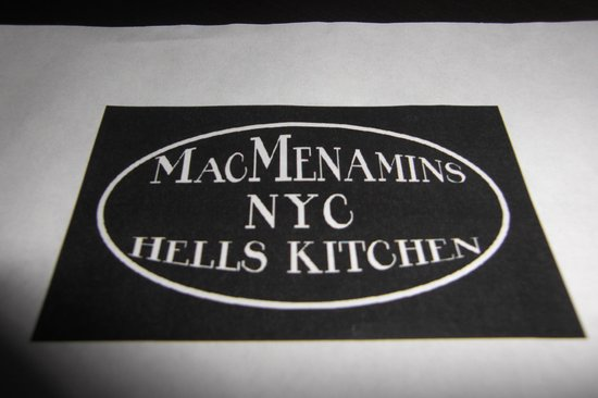 MacMenamin's NYC Hell's Kitchen