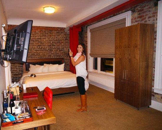 Mystic Hotel Suite