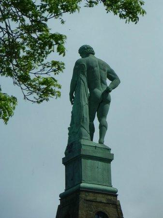 Herkules-Statue: Herkules Kassel