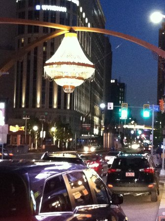 Cleveland Play House: Playhouse Square at Night