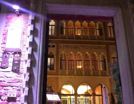 SINA Centurion Palace: Rear of exterior of Centurion Palace