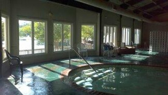 Barrier Island Station at Kitty Hawk: indoor pool