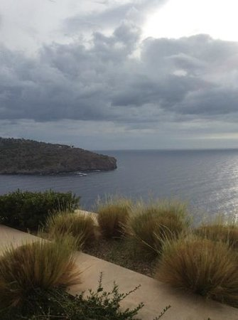 Jumeirah Port Soller Hotel & Spa: view from our room