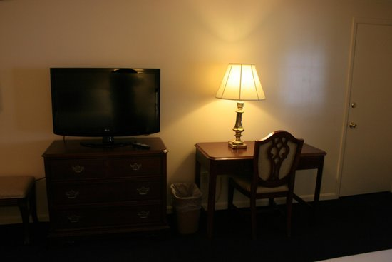 Sea View Motel: Large Flat Screen TV's