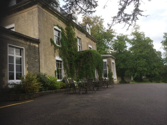 Mercure Bristol North The Grange Hotel: Beautiful surroundings