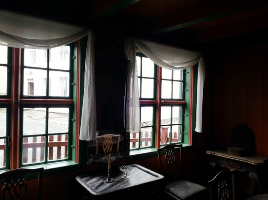 Sverresborg Trondelag Folk Museum : Sala da fazenda