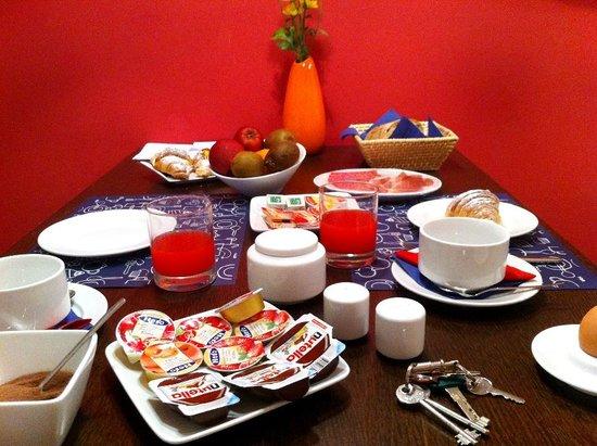 Guest House Casa Martini : Breakfast