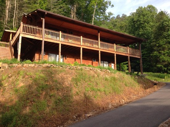 Iron Horse Motorcycle Lodge : Rocky Top Cabin